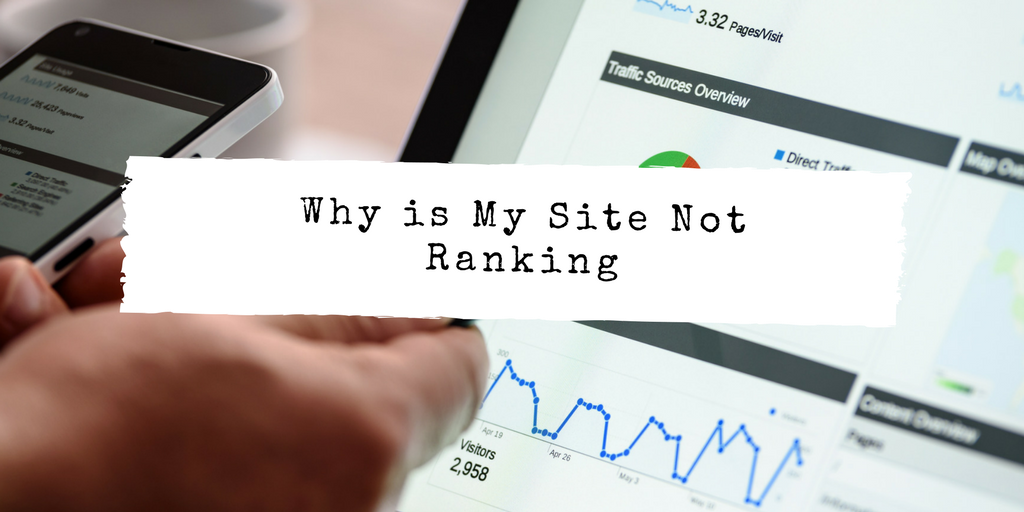 Why is My Site Not Ranking
